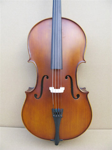 Solid wood Chinese cello outfit 4/4 only