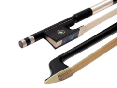 Carbon fibre violin bow 4/4 only