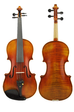 Superior antiqued Chinese Violin 1/2 size only