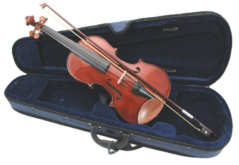 Primavera 90 violin outfit, upgraded, 1/2 size only