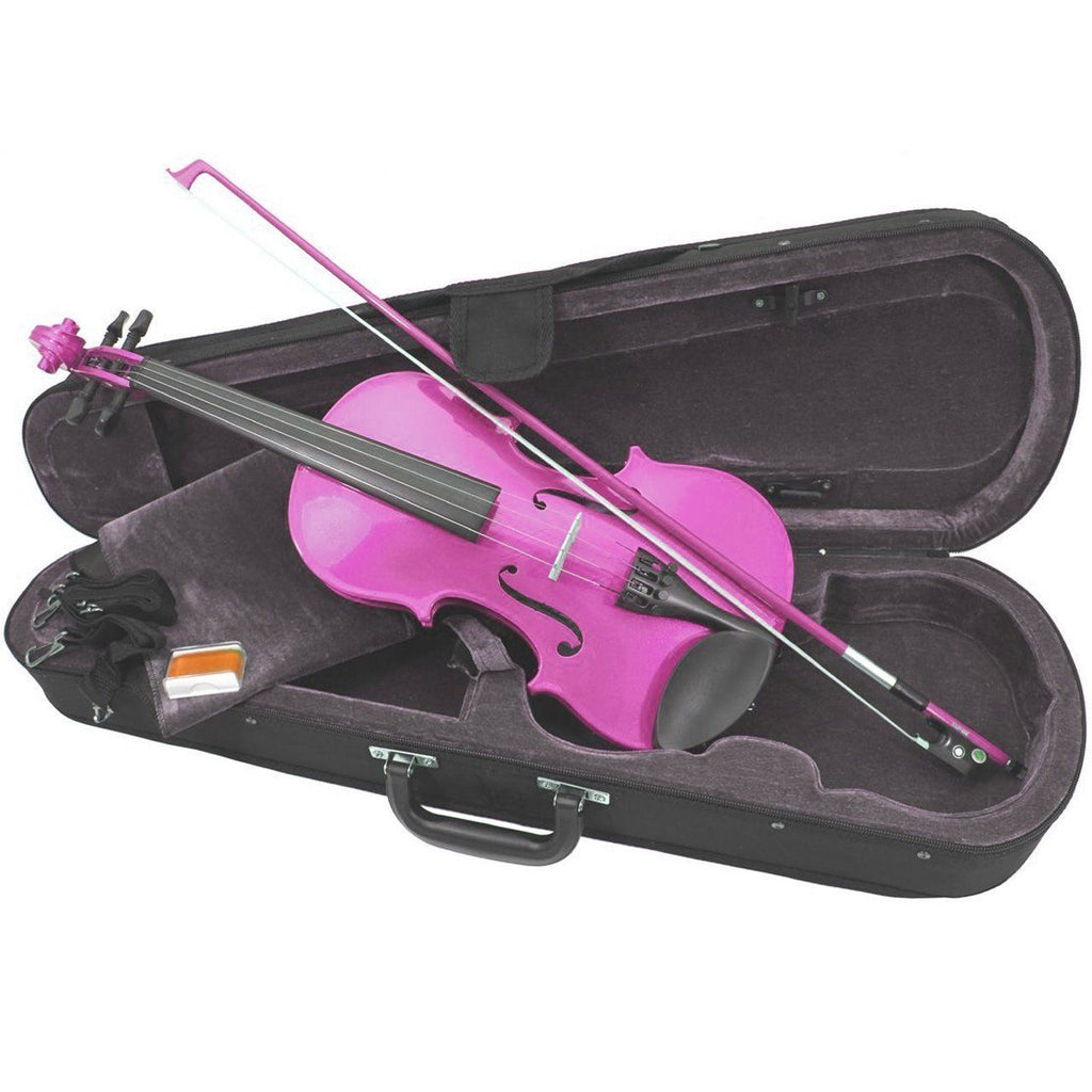 Primavera Rainbow Fantasia coloured violins