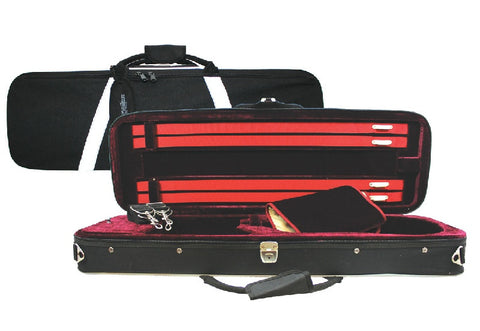 Primavera oblong violin case 4/4 only
