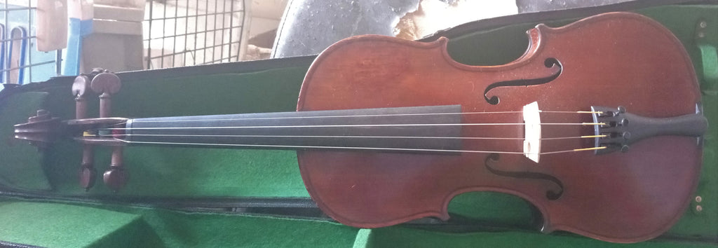 Antique Sicardi violin 4/4. Presumably German.  OUT ON APPROVAL