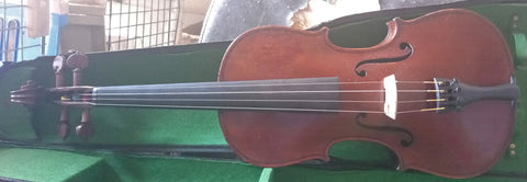 Antique Sicardi violin 4/4. Presumably German.