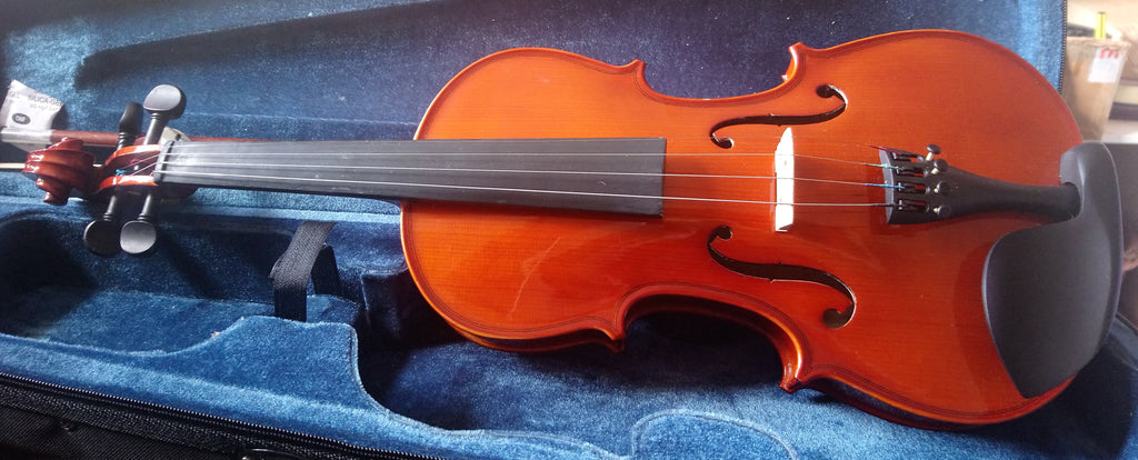 The Elida Student Violin outfit 4/4 only