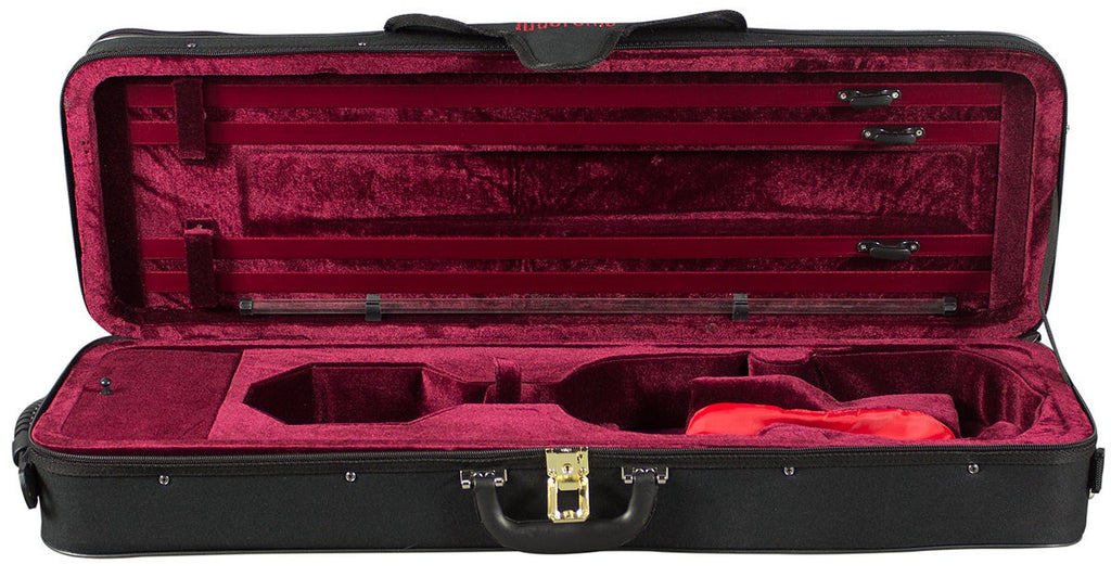 Hidersine VC97 violin case 4/4 only