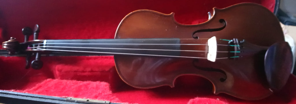 Vintage German violin 4/4