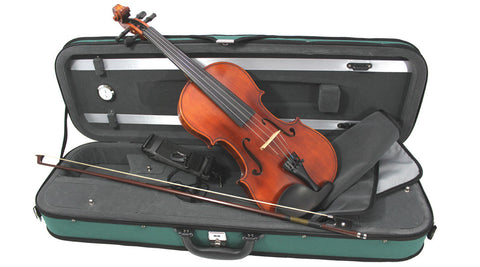 3/4 size Westbury violin  (Eastman  VL105 ) antiqued finish.  Violin only.