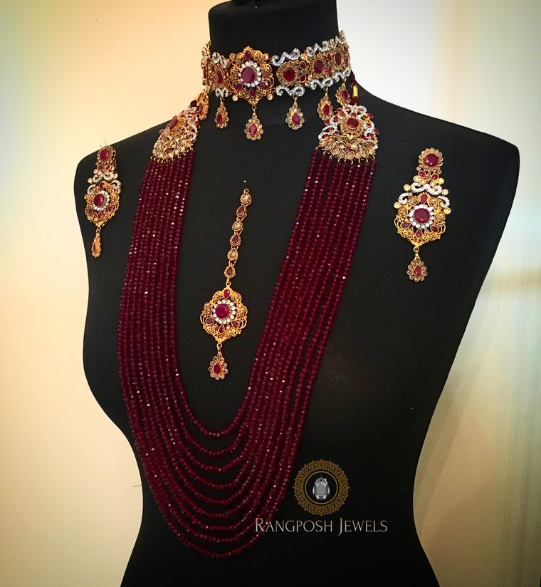 Arohi Bridal Set