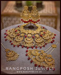 Jodha bridal set