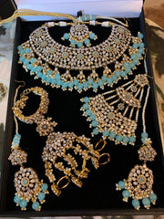 Tabish bridal set