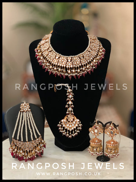 Fahriye bridal set