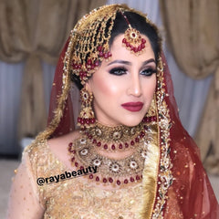 Hoor bridal set