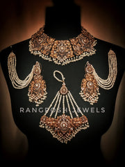 Rumana Bridal set