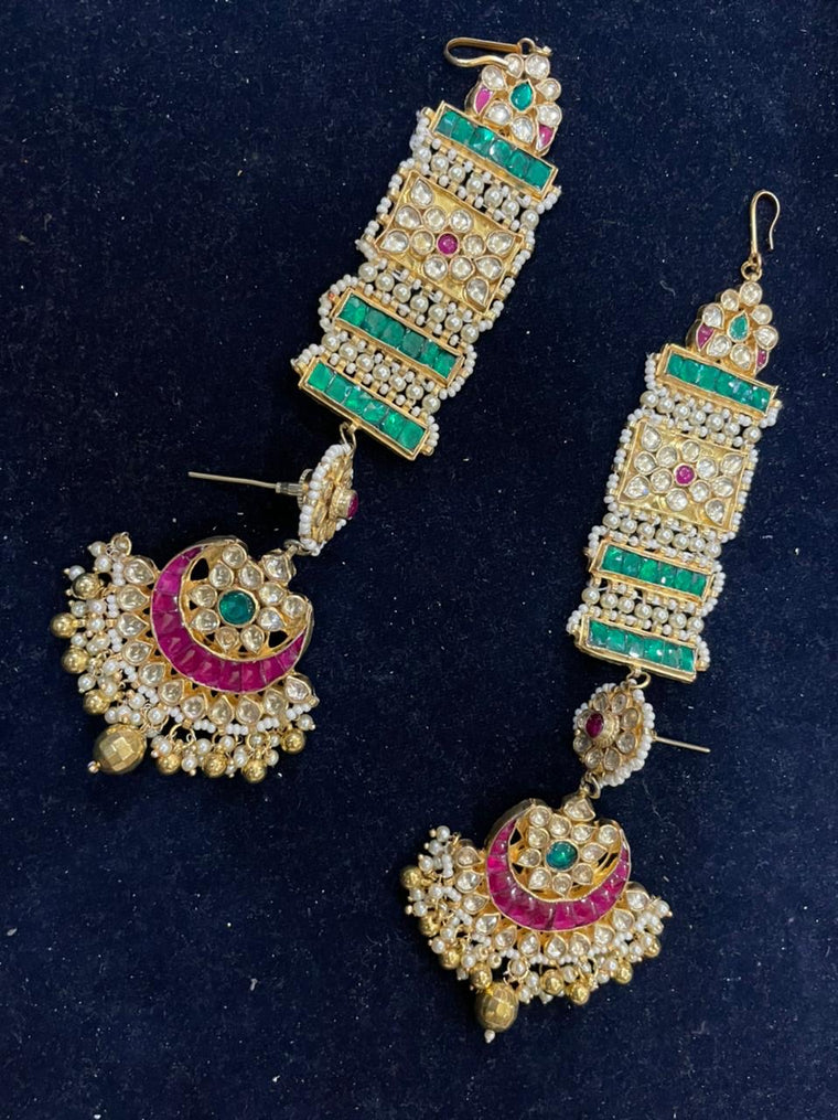 Mumtaz earrings