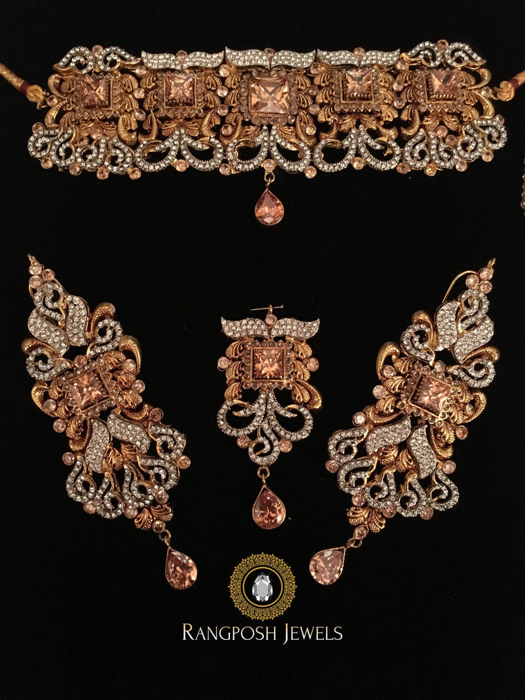 Rangposh Jewels Pakistani Indian Asian Bridal Jewellery