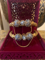 Toraan bangle pair