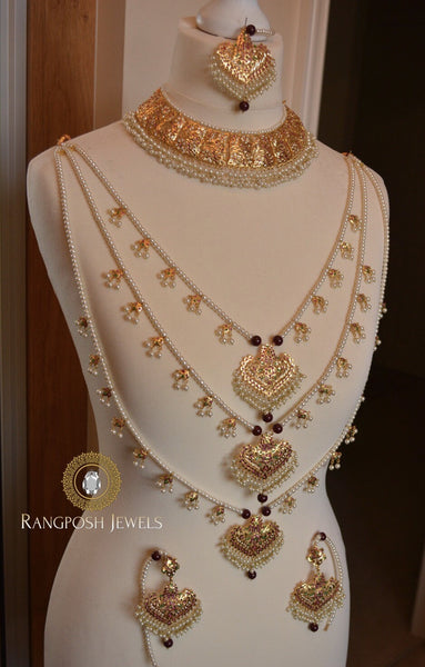Aari Bridal Set