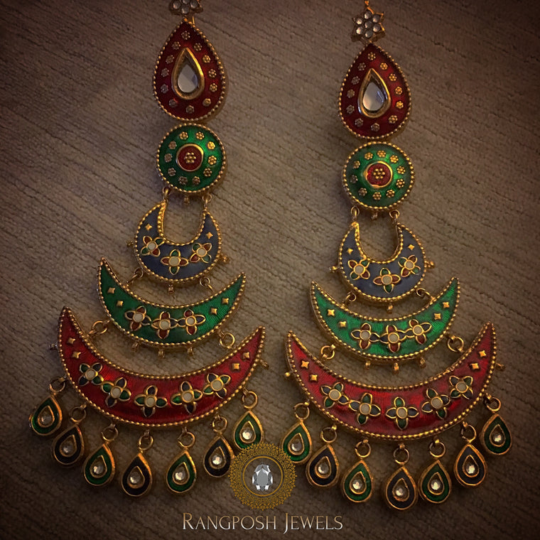 Chand earrings