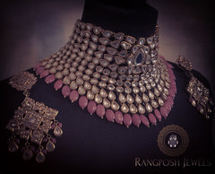 SHAHJAHAN BRIDAL SET