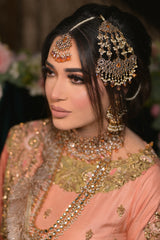 Emaan Bridal set