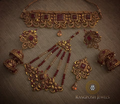 AARIYA Bridal Set