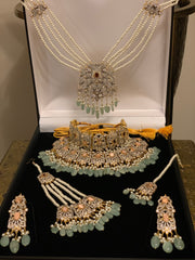 Lubaba Grand Bridal Set