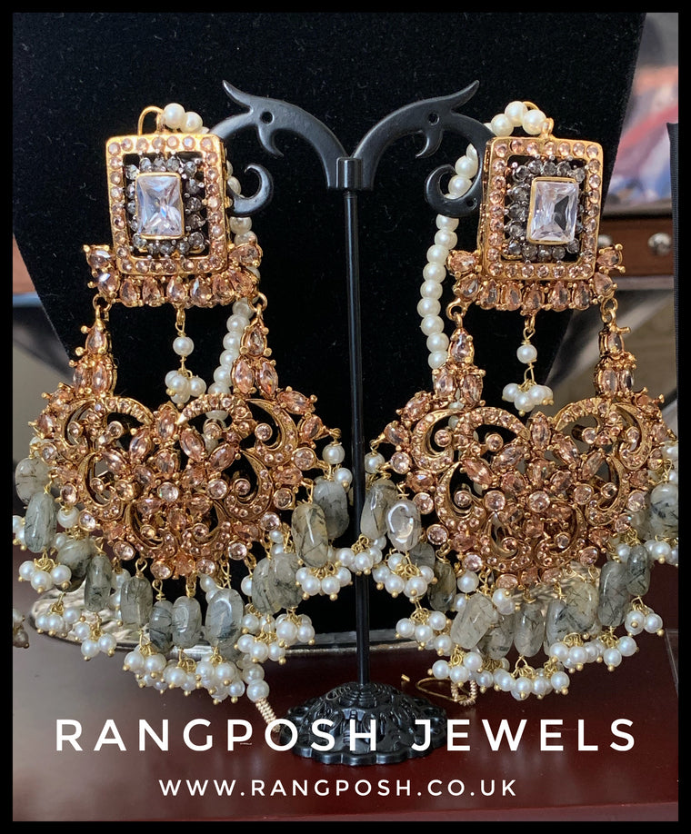 Aatish earrings