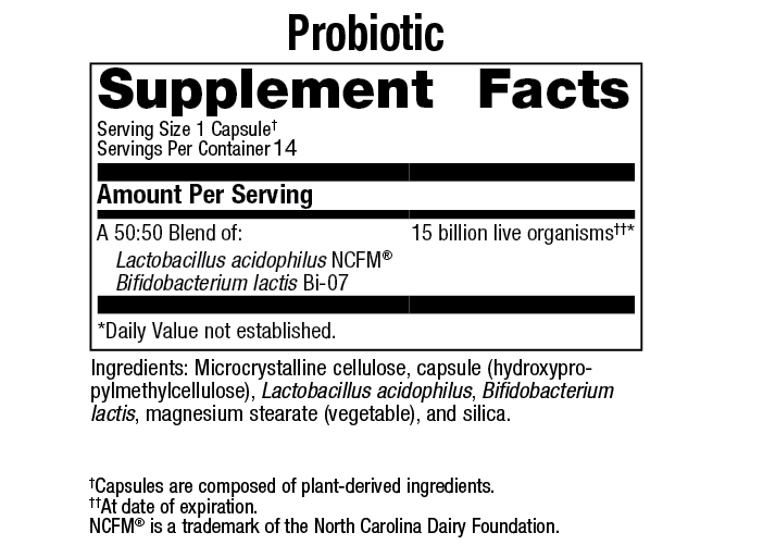 Pure Change Probiotic
