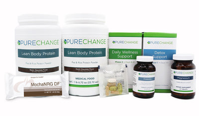 21-Day Pure Change Program DF