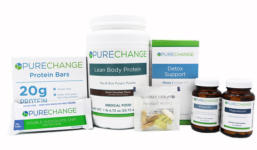 Pure Change Program by Dr  Passler
