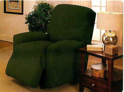 JERSEY STRETCH SLIPCOVER, COUCH COVER, FURNITURE SOFA LOVESEAT RECLINER  CHAIR