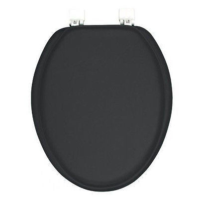 SOFT PADDED VINYL ELONGATED TOILET SEAT