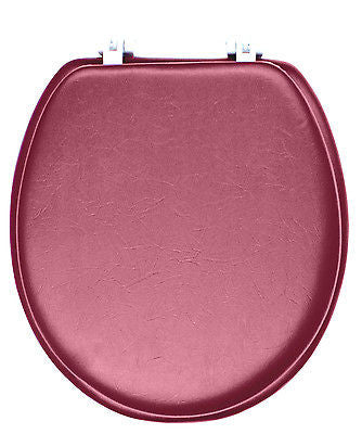 SOFT PADDED TOILET SEAT STANDARD SIZE ROUND