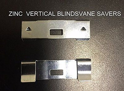 VERTICAL VANE REPAIR CLIPS (SET OF 10)