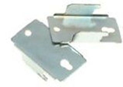 ONE PAIR OF DOUBLE CURTAIN ROD BRACKETS - #510