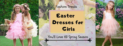 8 Cute Easter Dresses for Girls You'll Love All Spring Season