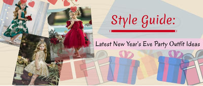 Style Guide: Latest New Year's Eve Party Outfit Ideas