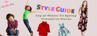 Style Guide: Top 10 Winter To Spring Transition Pieces
