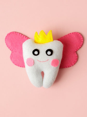 Celebrate National Tooth Fairy Day with Mia Belle Girls