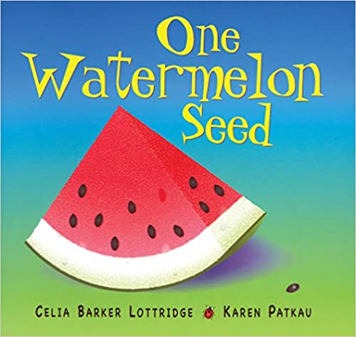 One Watermelon Seed Book