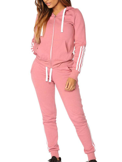 Women's Two Piece Set Hoodie and  Pant Set