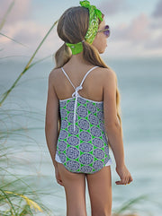 Girls Seaside Sweetheart One Piece Swimsuit
