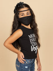 Kids Reusable Face Masks with Eye Cover Shield