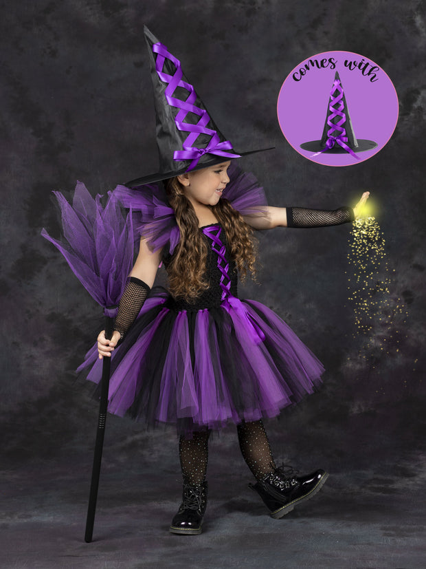 Deluxe Witch  tutu