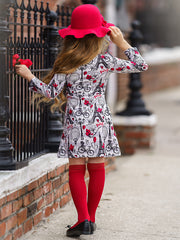 Girls Diva Lovers Pocket Dress