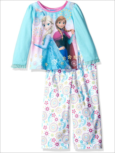 Disney Toddler Girls Frozen 2-Piece Pajama Set