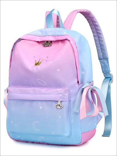 Girls 15 Unicorn Princess Backpack - 15 - Girls Backpack