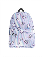 Girls 16.5 Unicorn Backpack - Purple / 16.5 in - Girls Backpack