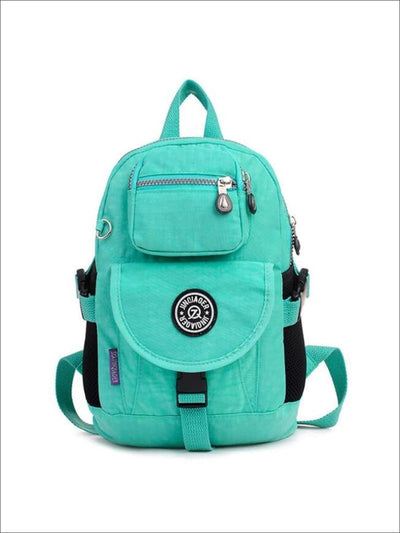 Girls 16 Kipling Inspired Nylon School Backpack - Girls Backpacks